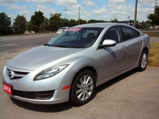 Used 2013 Mazda MAZDA6 GS for sale in Georgetown, ON