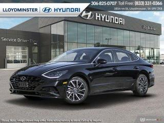 New 2020 Hyundai Sonata SPORT for sale in Lloydminster, SK