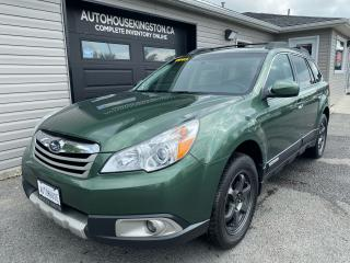 Used 2012 Subaru Outback 2.5i w/Convenience Pkg for sale in Kingston, ON