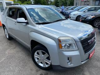 Used 2011 GMC Terrain SLE-2/ CAM/ PWR GROUP/ ALLOYS/ COLD AC/ TINTED/ BT for sale in Scarborough, ON