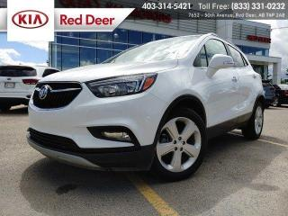 Used 2017 Buick Encore Sport Touring for sale in Red Deer, AB