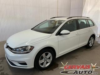 Used 2018 Volkswagen Golf Sportwagen TSI 4MOTION AWD Caméra Bluetooth Mags for sale in Trois-Rivières, QC