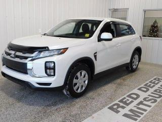 New 2020 Mitsubishi RVR ES for sale in Red Deer, AB