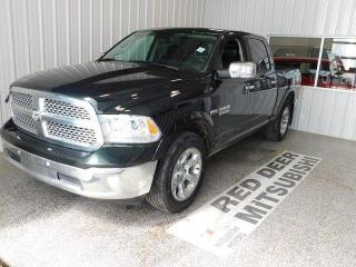 Used 2015 RAM 1500 Laramie for sale in Red Deer, AB