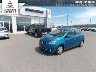 New 2020 Mitsubishi Mirage SE for sale in Lethbridge, AB