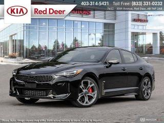 New 2020 Kia Stinger GT Limited for sale in Red Deer, AB