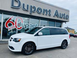 Used 2019 Dodge Grand Caravan GT 2RM for sale in Alma, QC