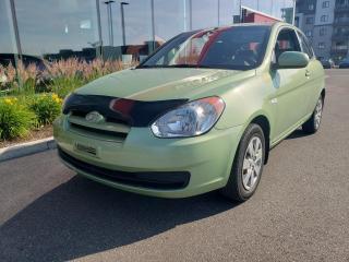 Used 2011 Hyundai Accent *L* LECTEUR CD* PRISE AUX* for sale in Québec, QC