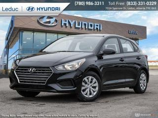 New 2020 Hyundai Accent Essential for sale in Leduc, AB