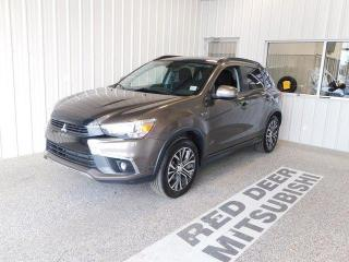 Used 2017 Mitsubishi RVR SE Limited Edition for sale in Red Deer, AB