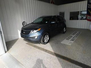 Used 2016 Kia Sportage LX for sale in Red Deer, AB