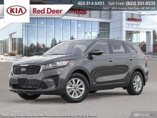 New 2020 Kia Sorento LX for sale in Red Deer, AB