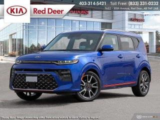 New 2020 Kia Soul GT-Line Limited for sale in Red Deer, AB