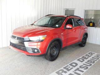 Used 2017 Mitsubishi RVR GT for sale in Red Deer, AB