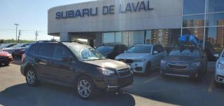 Used 2017 Subaru Forester Limited for sale in Laval, QC