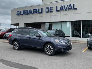 Used 2016 Subaru Outback 2.5i Limited Tech ** Cuir Toit Navigatio for sale in Laval, QC