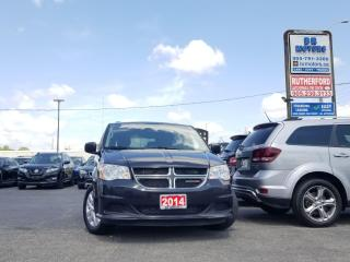Used 2014 Dodge Grand Caravan SXT DUAL AIR CONDITION STOW & GO SEATING for sale in Brampton, ON
