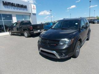 Used 2015 Dodge Journey Crossroad for sale in Lethbridge, AB