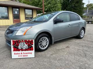 Used 2010 Nissan Sentra 2.0 for sale in Glencoe, ON