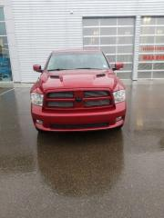 Used 2011 RAM 1500 SPORT for sale in Red Deer, AB