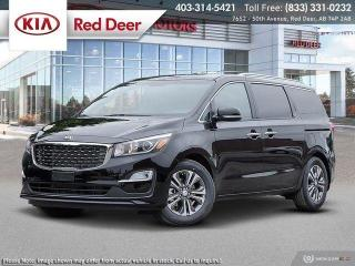 New 2020 Kia Sedona SX for sale in Red Deer, AB