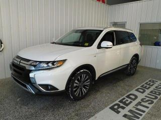 New 2020 Mitsubishi Outlander GT for sale in Red Deer, AB