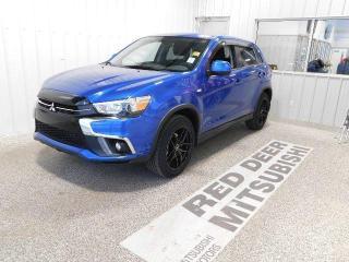 New 2019 Mitsubishi RVR SE for sale in Red Deer, AB