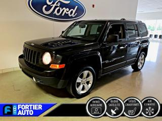 Used 2016 Jeep Patriot 4 RM, 4 portes, North for sale in Montréal, QC