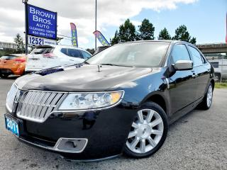 Used 2010 Lincoln MKZ for sale in Surrey, BC