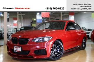 Used 2015 BMW 2-Series M235i xDrive - M PERFORMANCE|1 OF 50|NAVI|BACKUP for sale in North York, ON