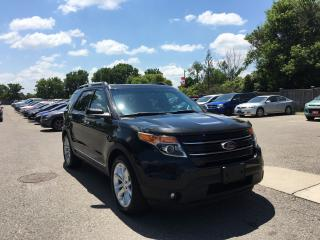 Used 2011 Ford Explorer LIMITED for sale in London, ON