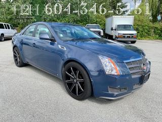 Used 2009 Cadillac CTS w/1SA for sale in Surrey, BC