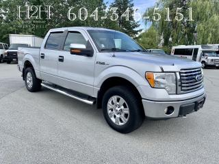 Used 2010 Ford F-150 for sale in Surrey, BC
