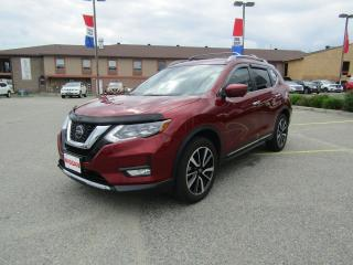 Used 2018 Nissan Rogue SL for sale in Timmins, ON
