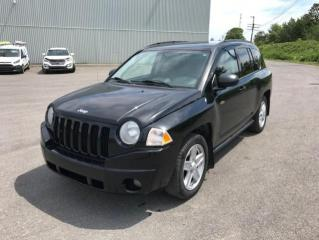 Used 2010 Jeep Compass Traction avant, 4 portes, Sport for sale in Quebec, QC