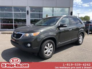 Used 2012 Kia Sorento LX V6, automatique AWD for sale in Shawinigan, QC