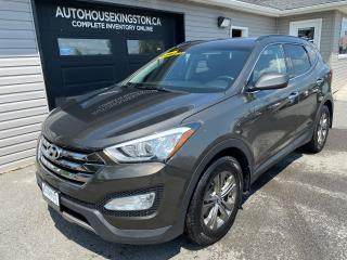 Used 2014 Hyundai Santa Fe Sport Premium for sale in Kingston, ON