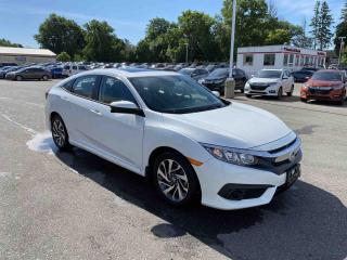 Used 2018 Honda Civic Sedan EX 4dr FWD Sedan for sale in Brantford, ON