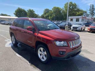 Used 2014 Jeep Compass Sport 4dr 4WD Sport Utility for sale in Brantford, ON