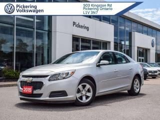 Used 2015 Chevrolet Malibu LS AUTO! ALLOY WHEELS! for sale in Pickering, ON