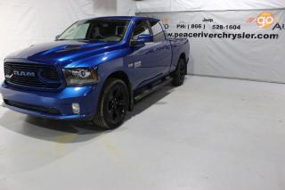 Used 2018 RAM 1500 SPORT for sale in Peace River, AB