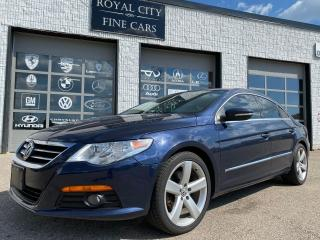 Used 2012 Volkswagen Passat CC Lux PZEV LOW KM Navigation Alloy Wheels for sale in Guelph, ON