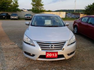 Used 2013 Nissan Sentra SL for sale in Lambton Shores, ON
