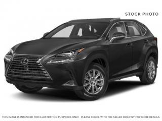 New 2020 Lexus NX 300 for sale in Edmonton, AB