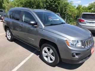 Used 2013 Jeep Compass North ** 4X4, A/C, CRUISE ** for sale in St Catharines, ON