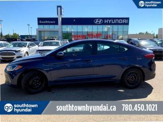 Used 2017 Hyundai Elantra GLS/BLINDSPOT/HEATED SEATS & STEERING for sale in Edmonton, AB