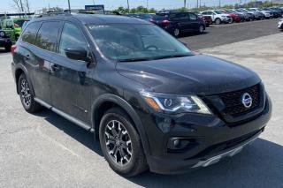 Used 2019 Nissan Pathfinder SV ROCK CREEK AWD MAGS CUIR for sale in St-Hubert, QC