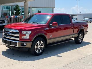 Used 2015 Ford F-150 King Ranch for sale in Tilbury, ON