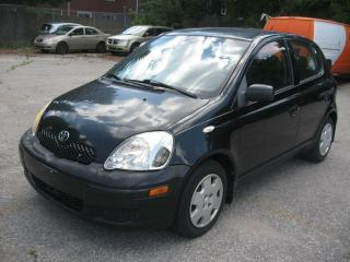 Used 2004 Toyota Echo LE for sale in Scarborough, ON