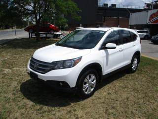 Used 2012 Honda CR-V EX ~ SUNROOF ~ BACK UP CAM ~ AWD ~ LOW KM for sale in Toronto, ON